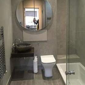 Micro Cement Bathroom